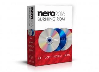 Запис на DVD, CD диск с програмата Неро