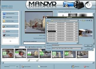 Обработка от AVI в ДВД с меню и субтитри под Линукс