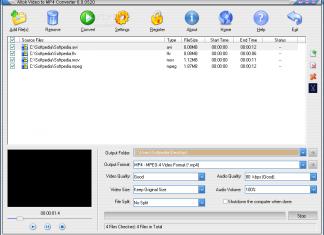 Много лесно добавяне на субтитри и конвертиране за MP4 Player Creative Zen