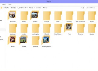 Редактиране името на папка в windows (XP, 7 или Vista)